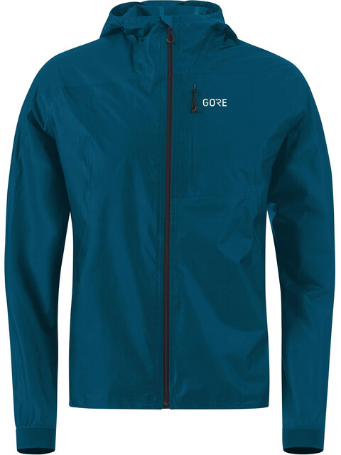 GORE WEAR R7 Gore-Tex Shakedry - Chaqueta Running Hombre - azul